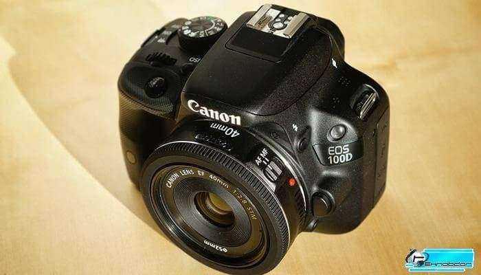 Обзор - Canon EOS 100D