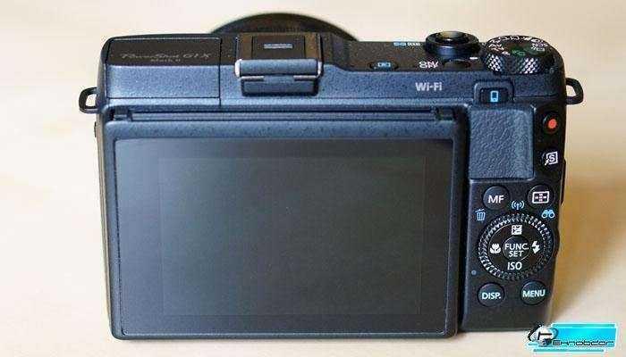 Canon G1 X Mark II, компактная фотокамера премиум-класса