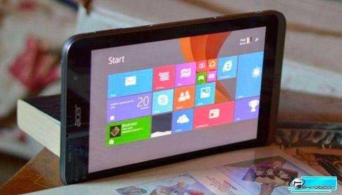 Обзор Acer Iconia W4