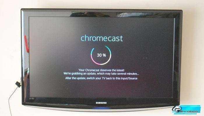 Обзор Chromecast, потоковое видео с компьютера на телевизор