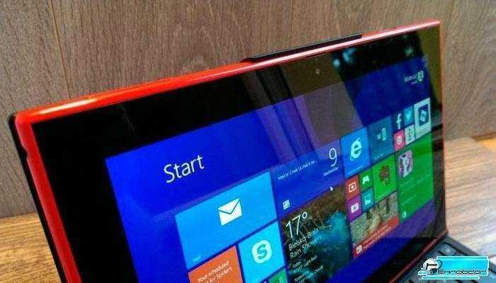 Lumia 2520 - планшет от Nokia