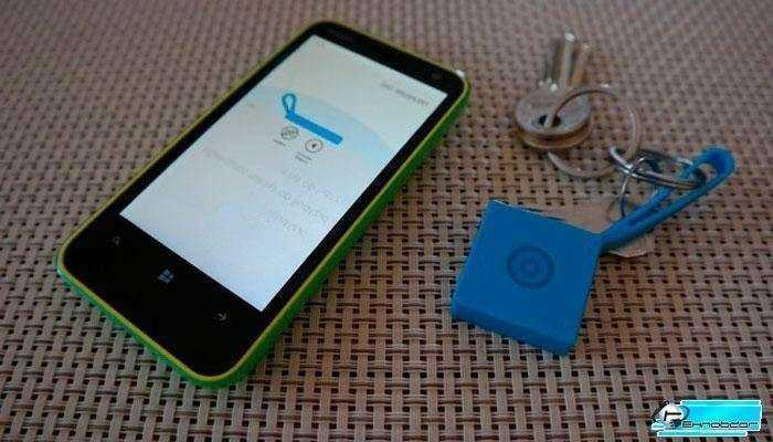 Обзор Nokia Treasure Tag