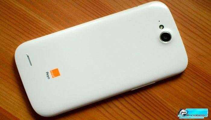 Обзор телефона Orange Reyo