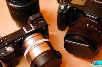 Обзор фотокамеры Sony A7