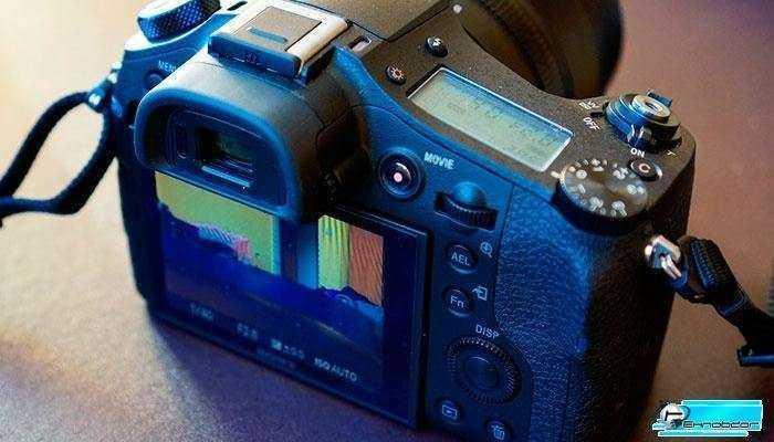Обзор Sony RX10