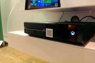 Мы использовали консоль Xbox One в качестве компьютера для работы