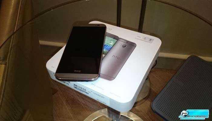 Обзор HTC One M8, алюминиевого смартфона