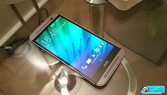 Экран HTC One M8