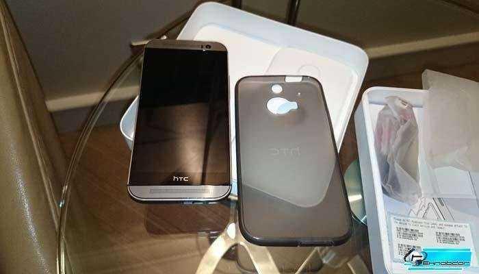 Тест HTC One M8