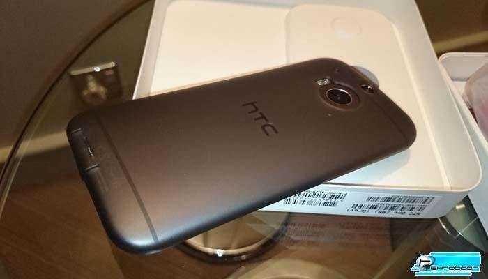 Корпус и Дизайн HTC One M8