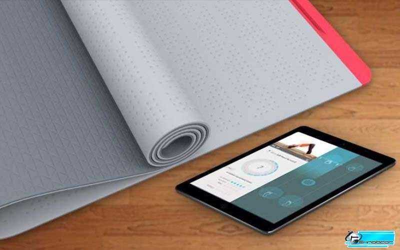 Идеальные позы со Смарт-Ковриком для йоги - SmartMat