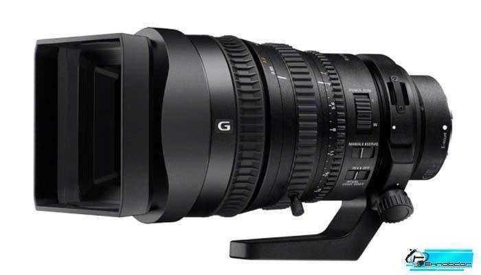 Sony Full-Frame E-Mount объектив призван помочь кинематографистам