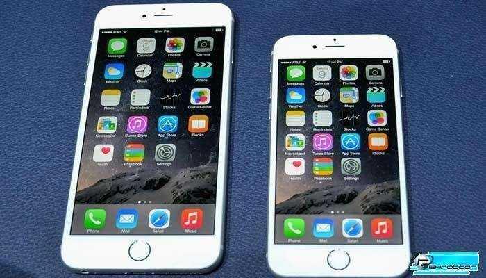 Новые экраны iPhone 6 являются реальными, и они впечатляют