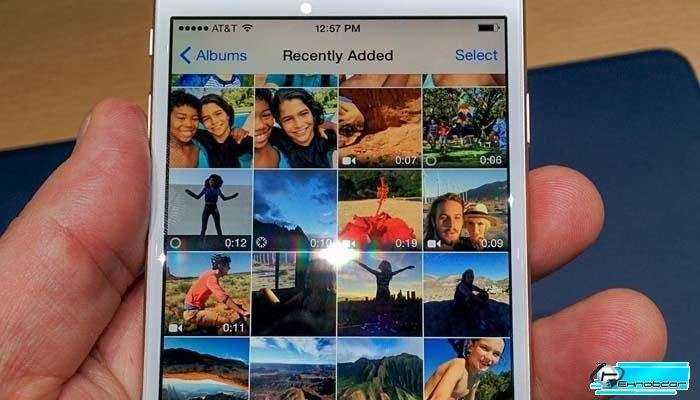 Фото iPhone 6