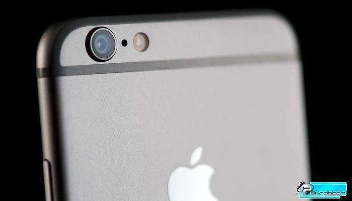 Камера iPhone 6 фото