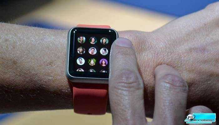 Apple smartwatches