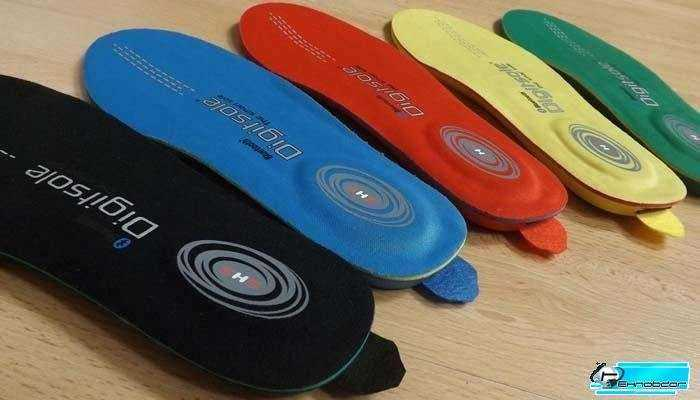 Digitsole - Интерактивные стельки для обуви