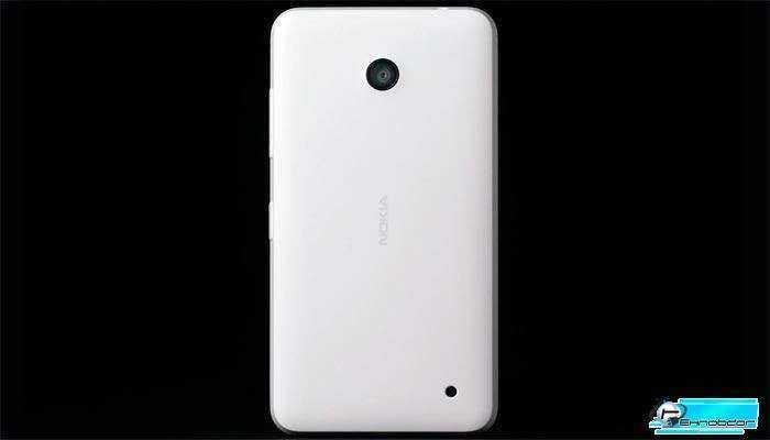 Камера Nokia Lumia 635