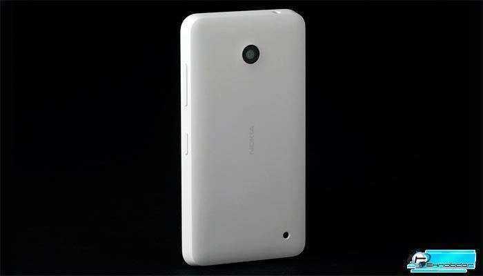 Задняя камера Nokia Lumia 635