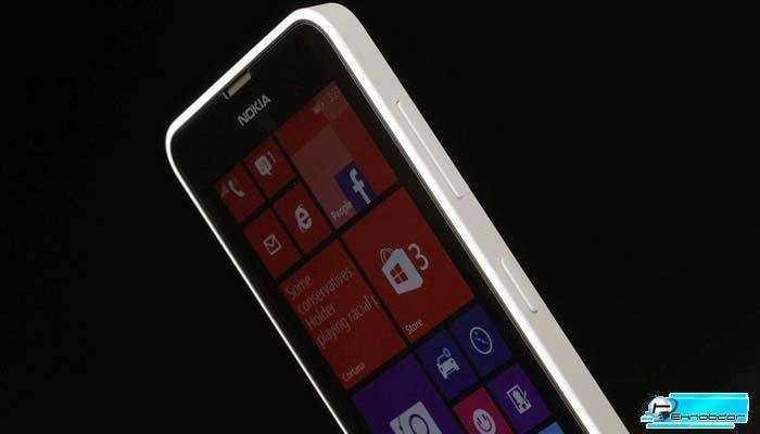 процессор Nokia Lumia 635