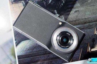 Panasonic LUMIX DMC-CM1 – камера-смартфон