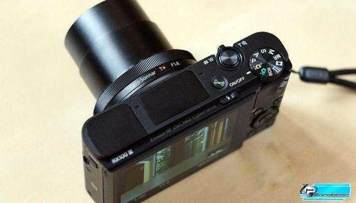 Sony RX100 III - Видео