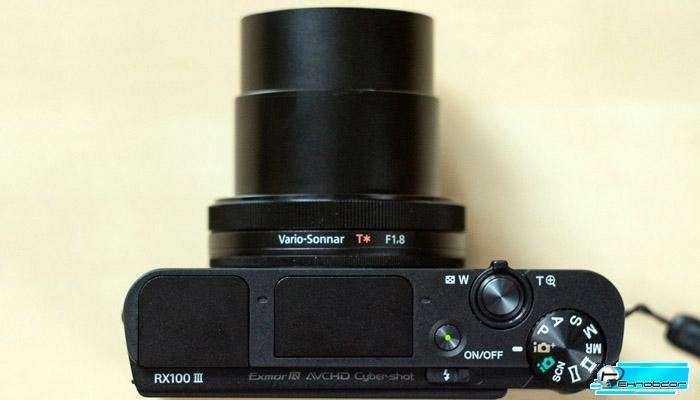 Sony RX100 III - Управление и обслуживание