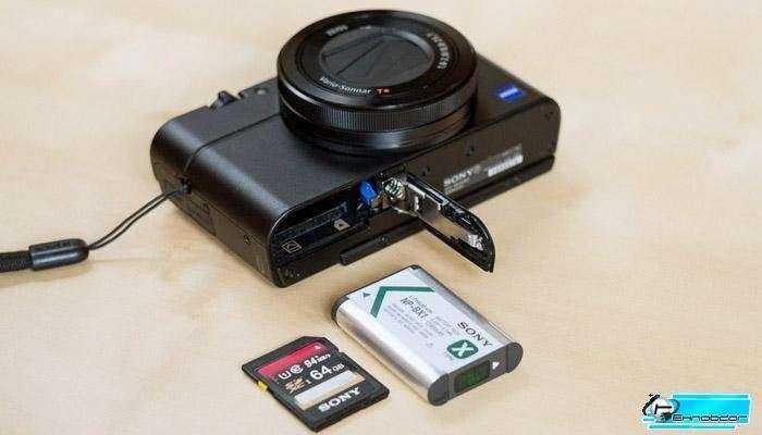 Sony RX100 III - Батарея