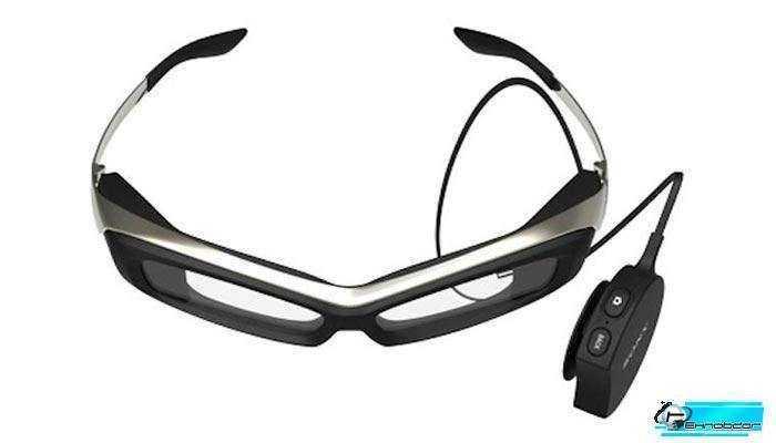 Sony очки SmarteyeGlass