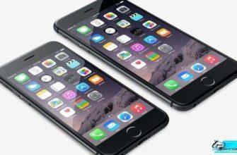Китайская копия iPhone 6 - Sophone i6