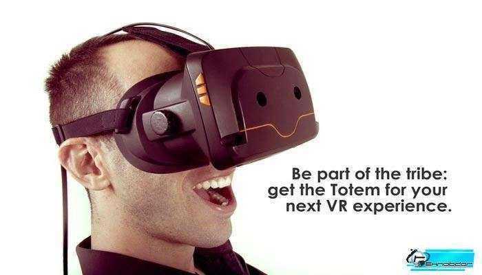 Vivana - 3D видео гарнитура виртуальной реальности