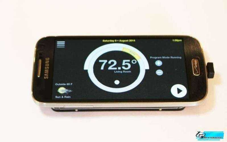 Превратите старый телефон в смарт-термостат с Bemo