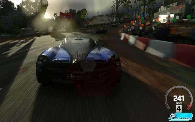 Обзор игры Driveclub для PlayStation 4