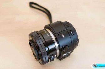 Обзор Sony ILCE-QX1