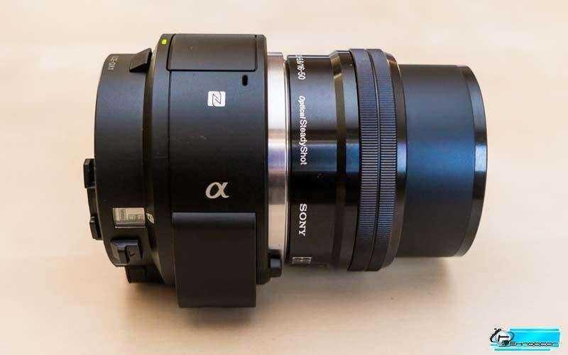 Объектив для смартфон Sony ILCE-QX1