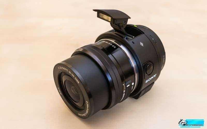 Смарт-камера Sony ILCE-QX1