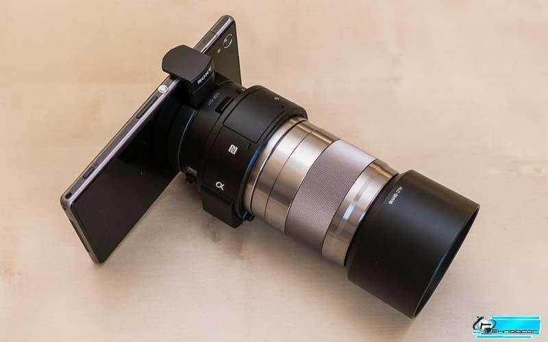 Смарт-объектив Sony ILCE-QX1