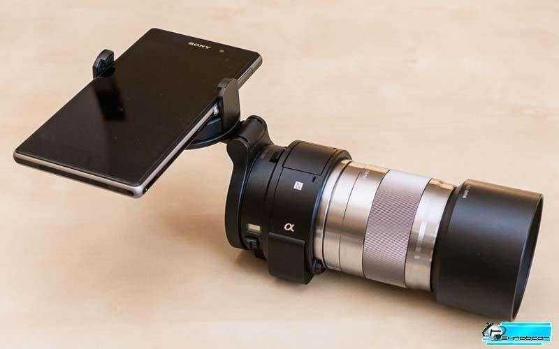 Обзор Sony ILCE-QX1- соедините фото и мобильный мир