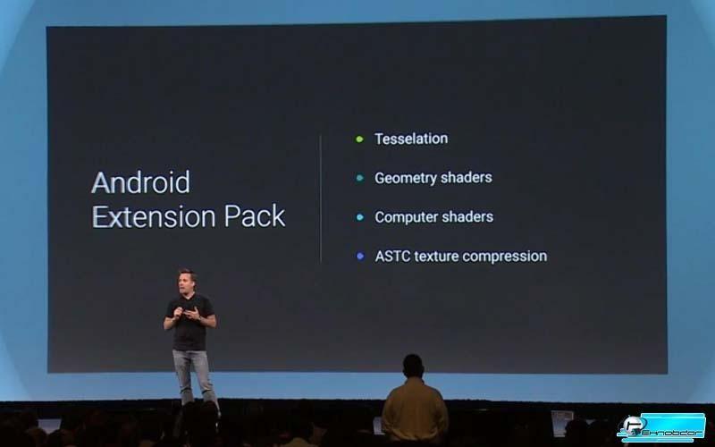 Улучшенная графика Android 5.0 Lollipop