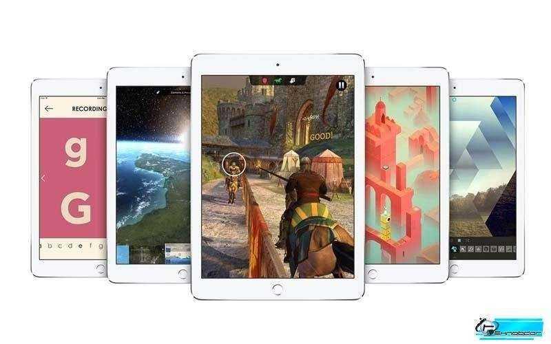 Apple выпускает новые планшеты iPad Air 2 и iPad Mini 3