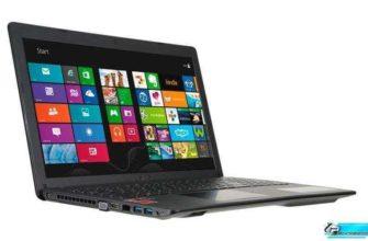 Asus R513 – обзор ноутбука