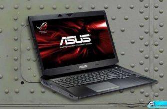 Asus ROG G750J - Обзор ноутбука