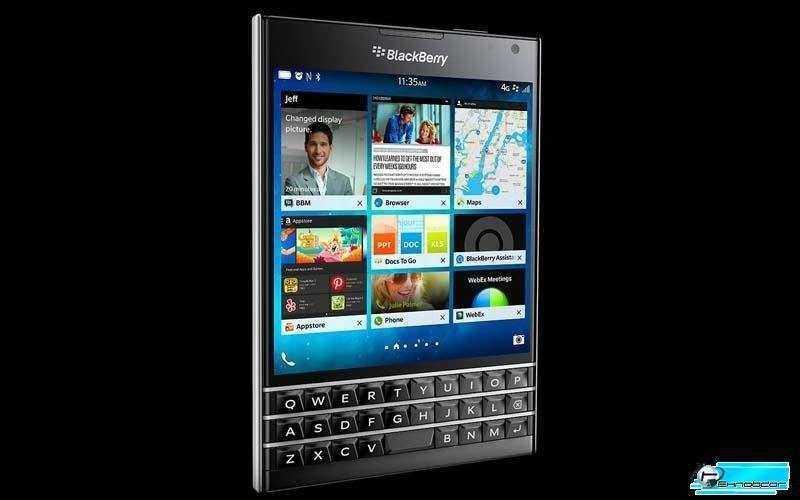 BlackBerry Passport – обзор огромного бизнес смартфона