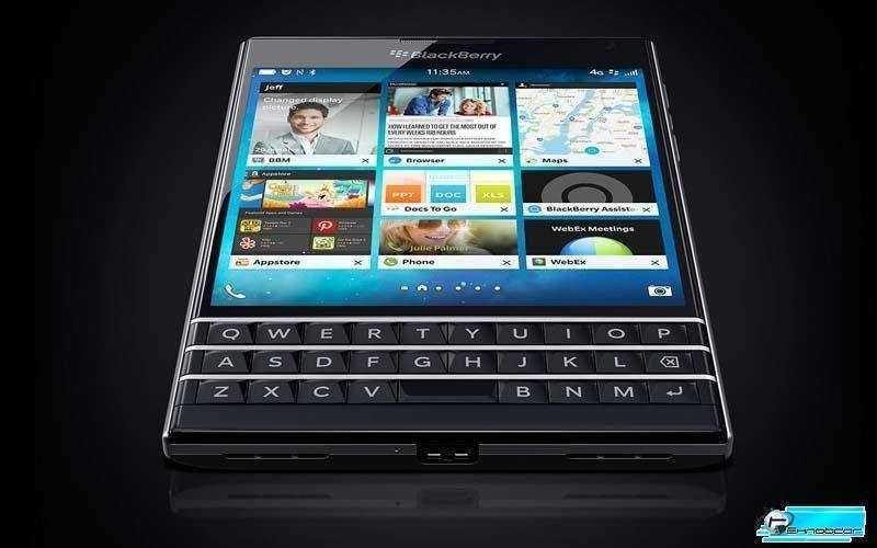 Дизайн и экран BlackBerry Passport