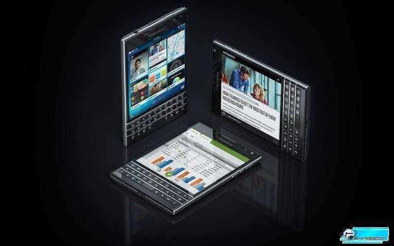 BlackBerry Passport характеристики