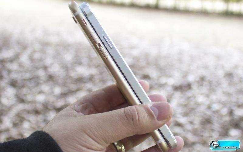 Apple IPhone 6 vs Samsung Galaxy Alpha