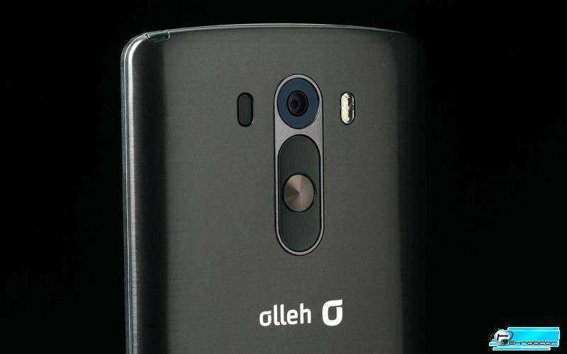 Камера LG G3