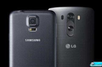 Samsung Galaxy S5 vs LG G3 - Сравнение