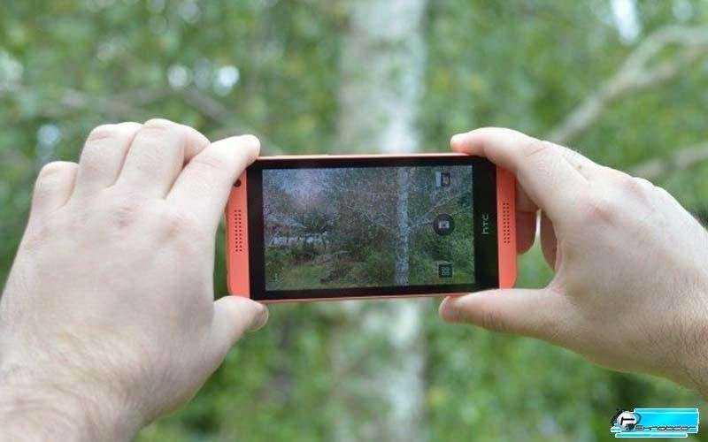 Фото-и видеокамера HTC Desire 610