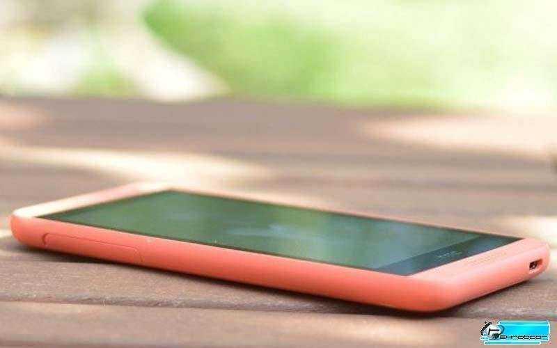 Дизайн и конструкция HTC Desire 610